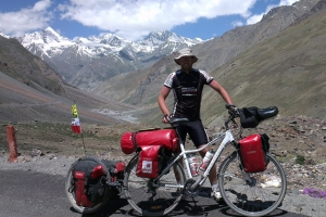Ladakh Author Cycle Expedition 2012 - rowerem po Indiach